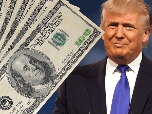 trump cant save dollar