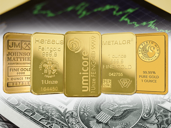 gold to hit $1,400 with stocks and dollar