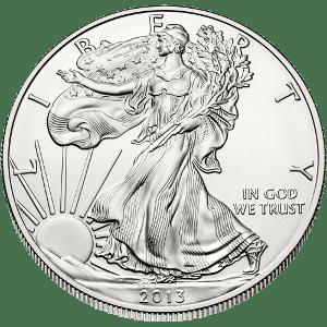 american silver eagle bullion coin