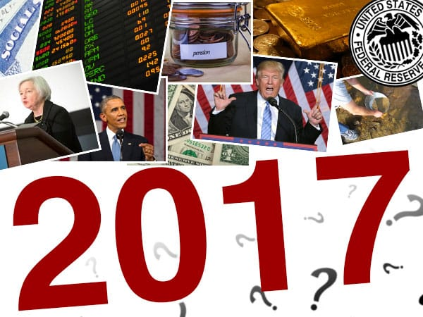 outlook for gold in 2017