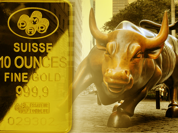 The Coming Flood of Mainstream Money into Gold