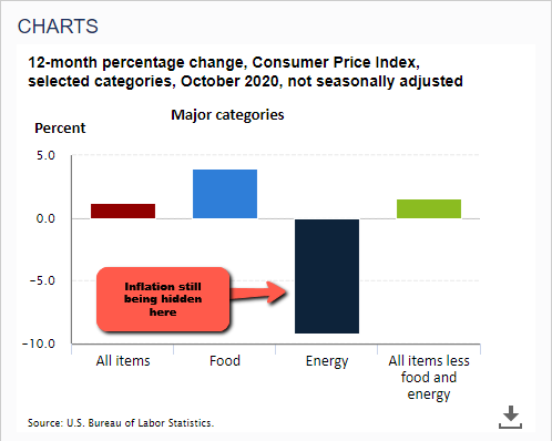 BLS underreports inflation