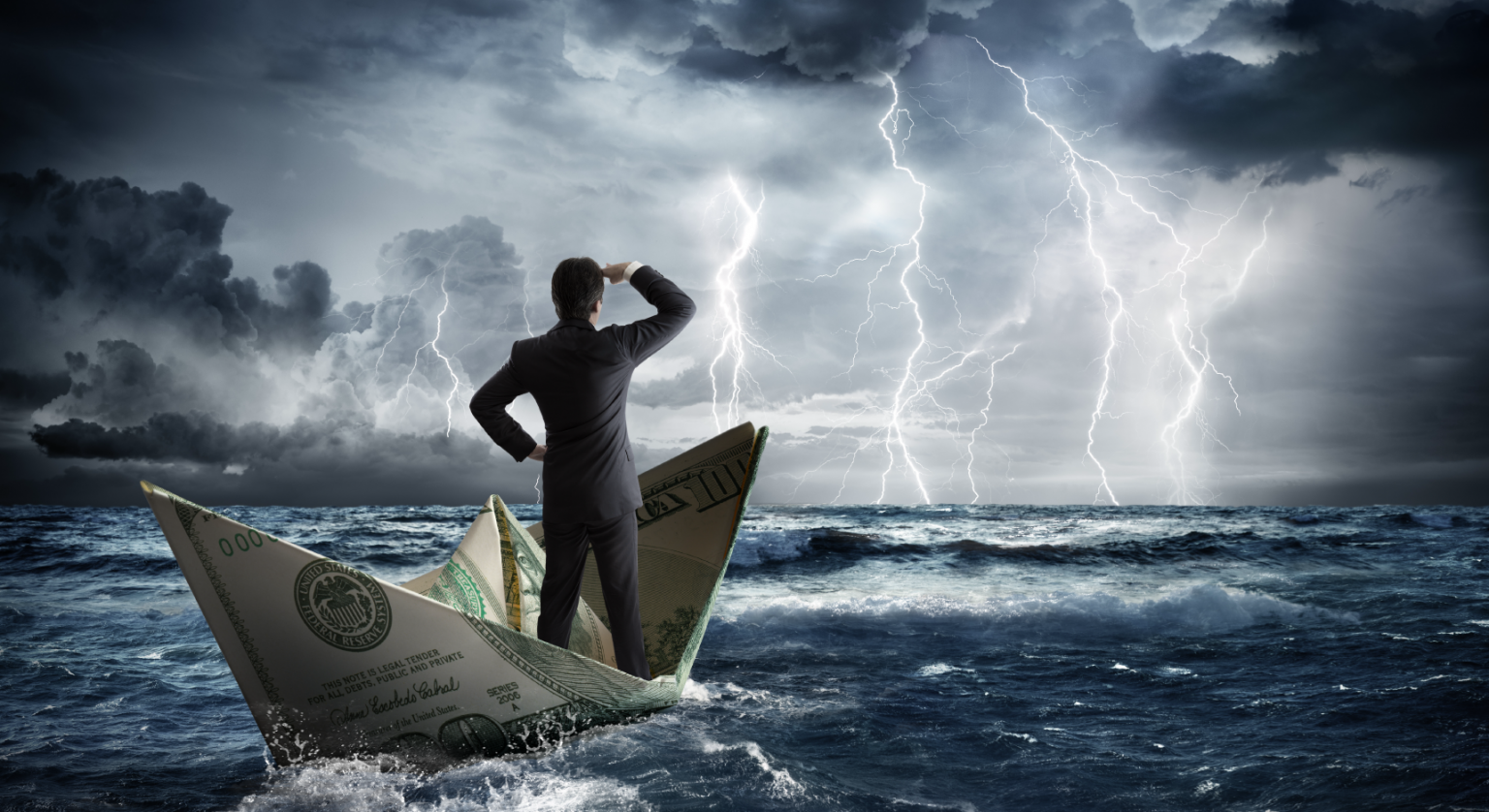 economic storm approaching
