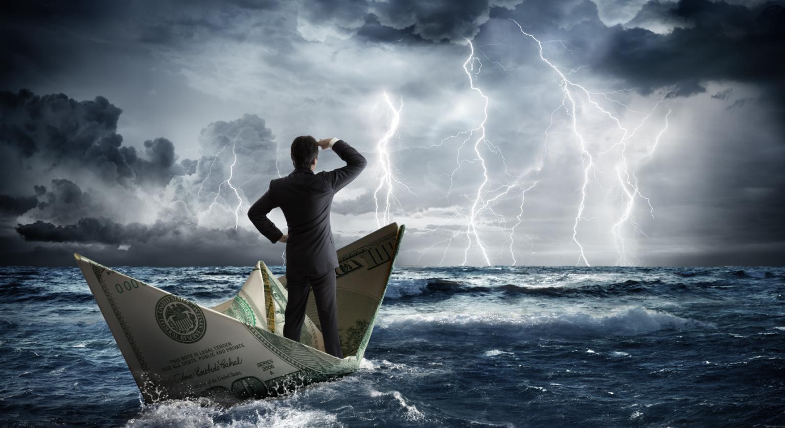 economic storm approaching