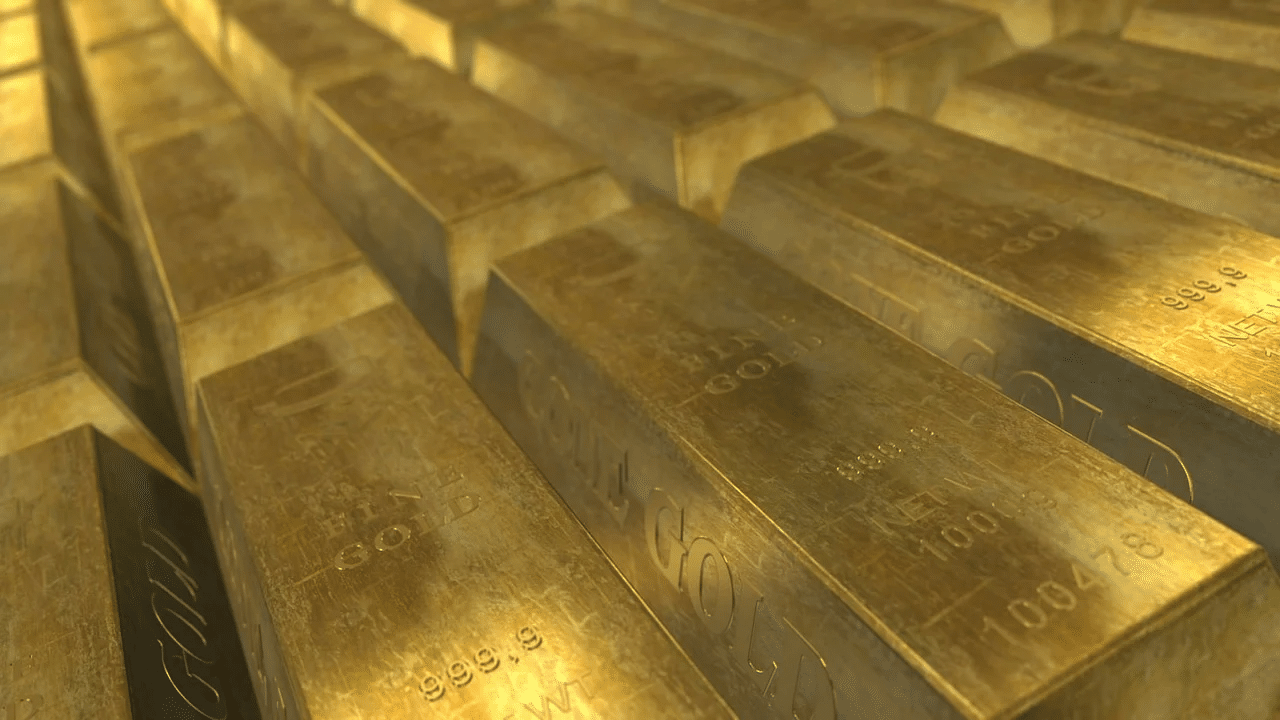 Picture of Large Gold Bars