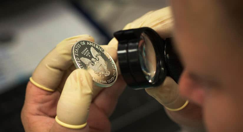 U.S. Mint sold out of gold and silver coins