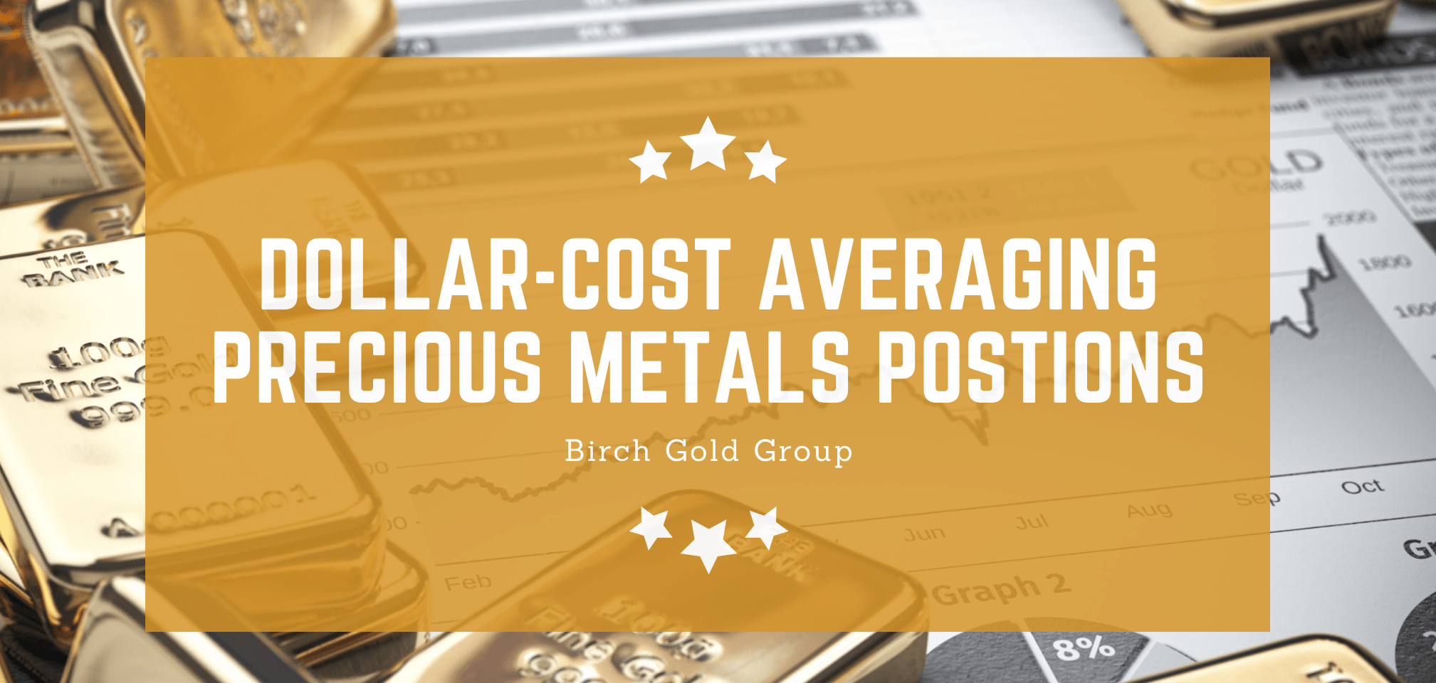Dollar-Cost Averaging Precious Metals Positions Hero Image