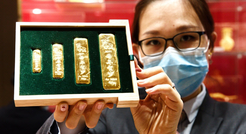 Asia Gold Demand Soars: China Gold Imports Explode, India Hits Record Buying