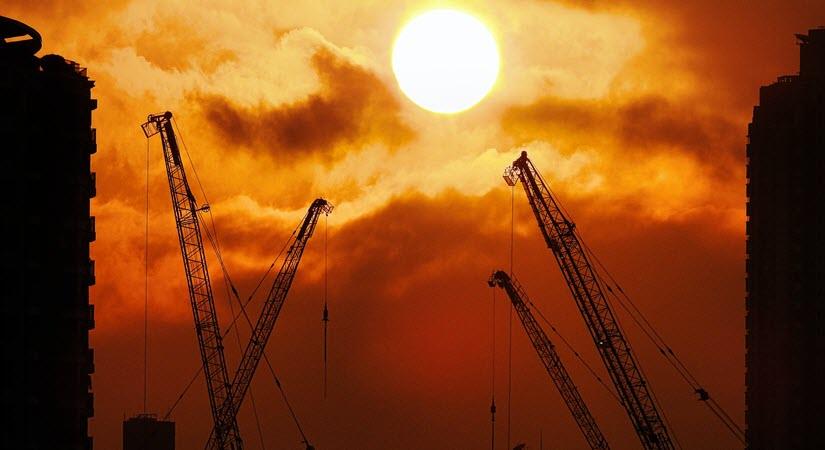 Infrastructure Spending Spree Risks Economic Meltdown