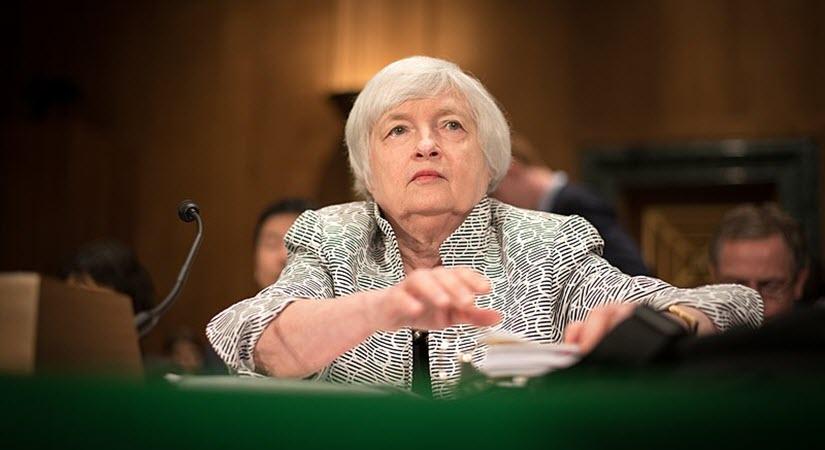 Debt Ceiling Drama, Yellen Begins Extraordinary Measures to Stave Off Default