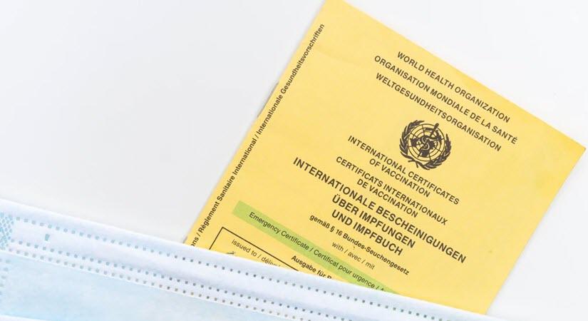 vaccine passports will cripple US economy