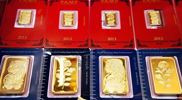 4 factors will benefit gold