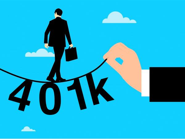 401k risk