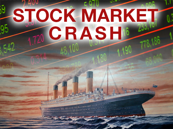 5 signs stock market will crash