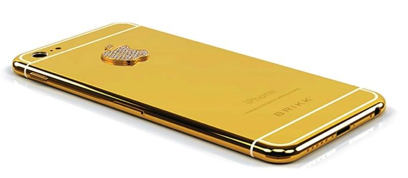 24 Karat iPhone 6