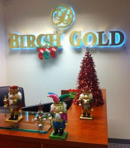 birch gold group happy holidays