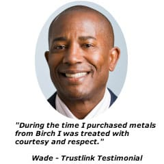 Birch gold testimonial 3 Precious Metals IRA   Frequently Asked Questions