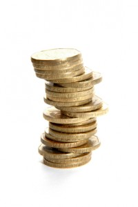 Buy Gold Coins | Medium Stack of Coins