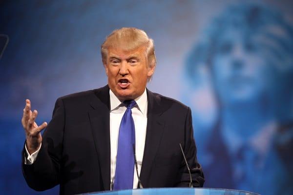 Donald Trump on China