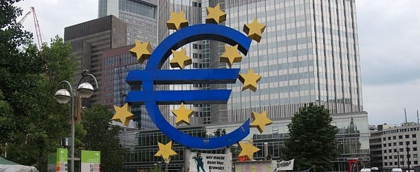 European Central Bank headquarters, Germany