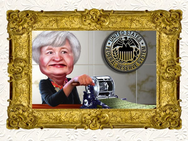 fed creating fine art bubble