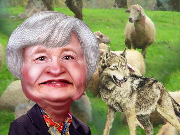 Fed who cried wolf