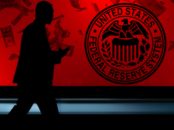trade war cover up for Fed
