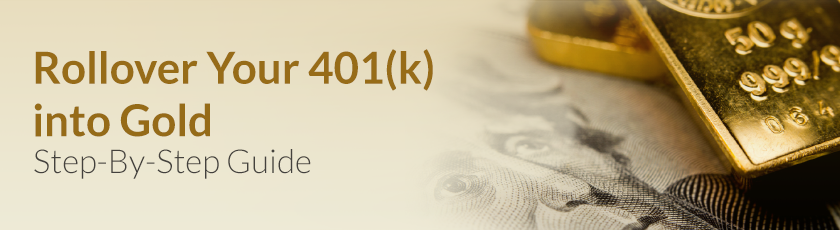 gold IRA and 401k rollover