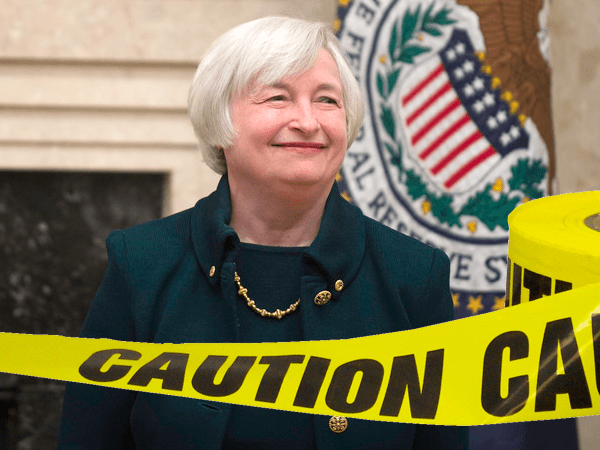 Fed forced to use NIRP