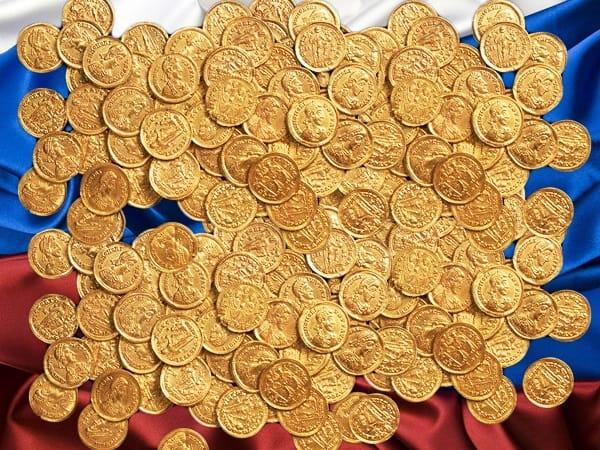 Russian now top gold buyer