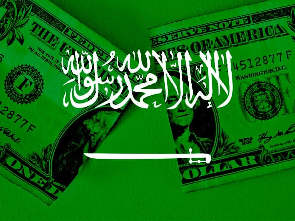 Saudi threatens to crash dollar