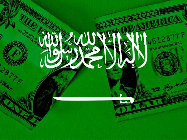 Saudi threatens to crash dollar