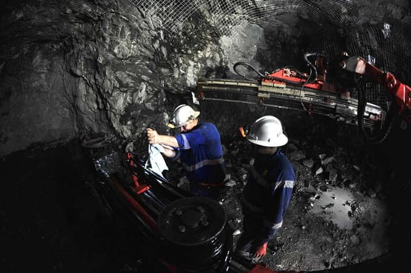 South africa gold mines