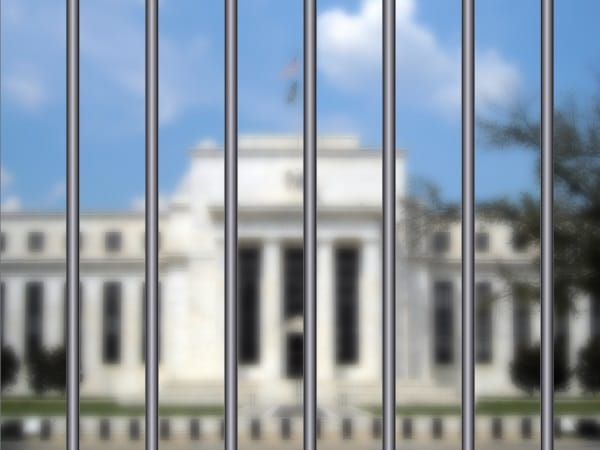 The Fed is trapped