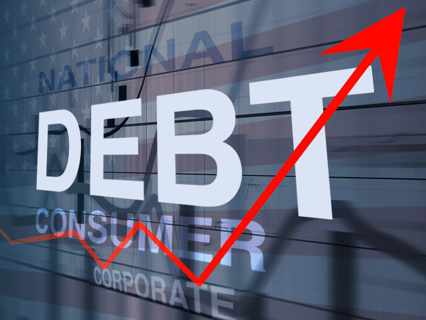debt us corporate consumer