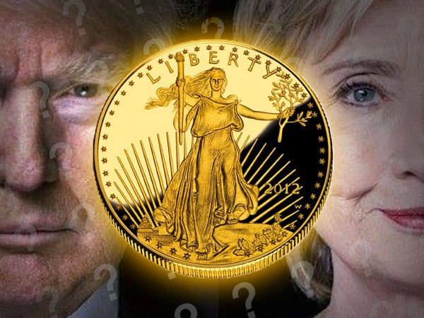 what the presidential election means for gold
