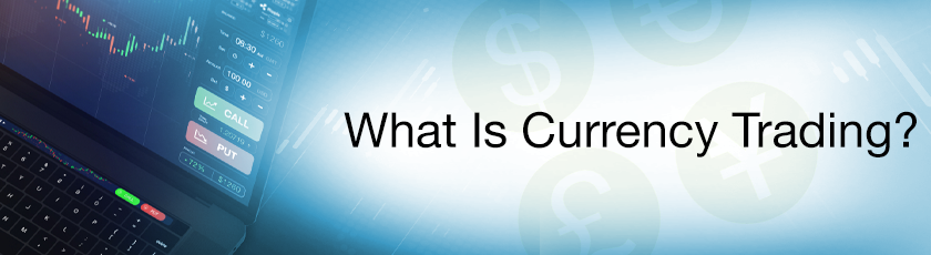what is currency trading image
