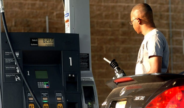 What the Huge Drop in Gas Prices Mean for the Dollar