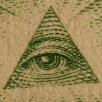 dollar all seeing eye
