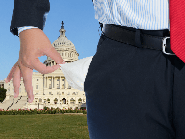 government shutdown reveals americans have no savings