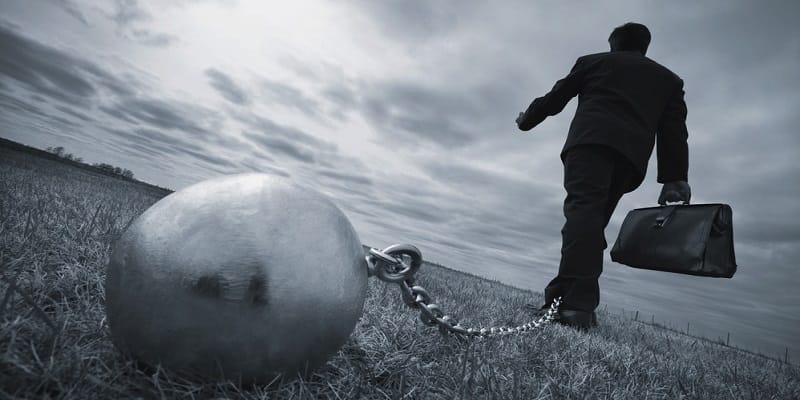 federal reserve enslave debt