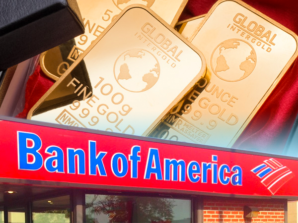 bank of america gold