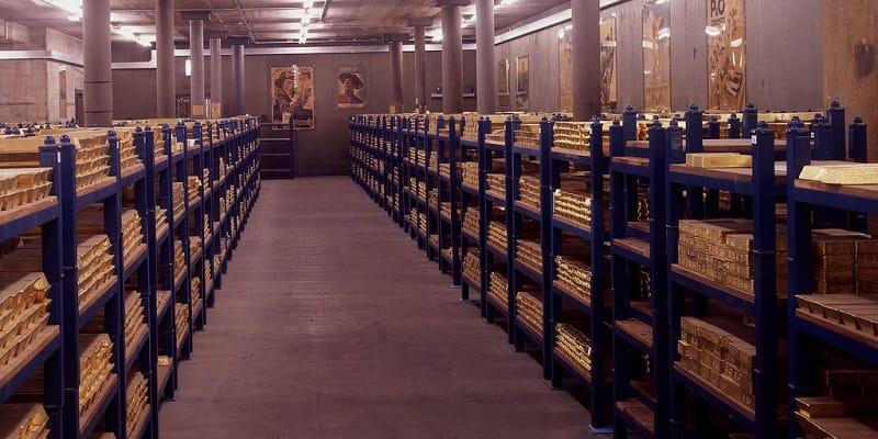 central banks gold 2014