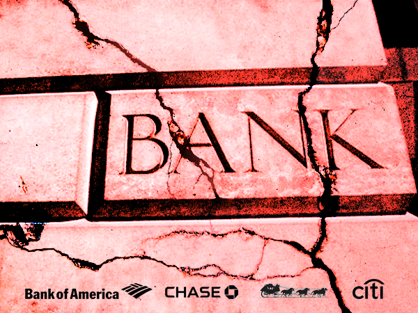 banks in trouble