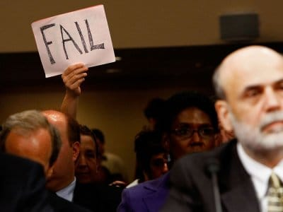 ben bernanke federal reserve fail
