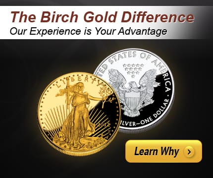 birch gold group difference