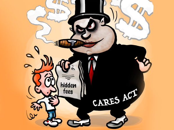 cares act fees