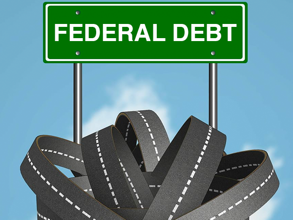 federal debt direction