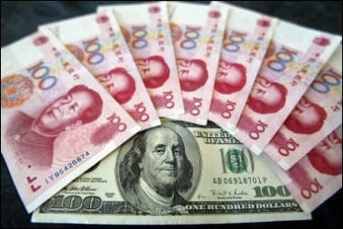 china united states currency war dollar renminbi