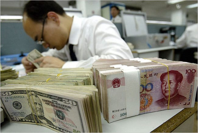 china owning us debt